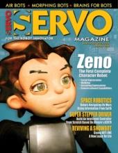 SERVO January 2008
