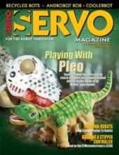 SERVO February 2008