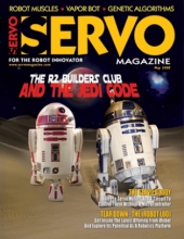 SERVO May 2008