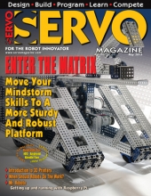 SERVO May 2013