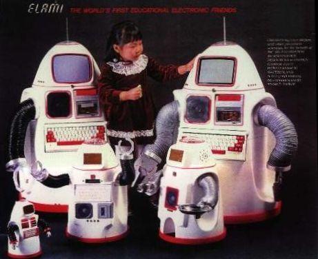 Elami Robot Family