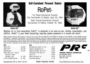 RoPet Flyer