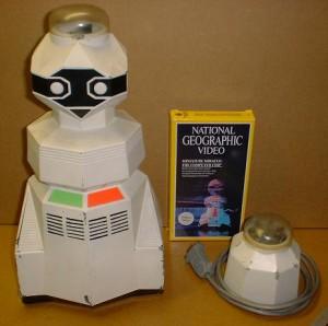 Androbot Prototype