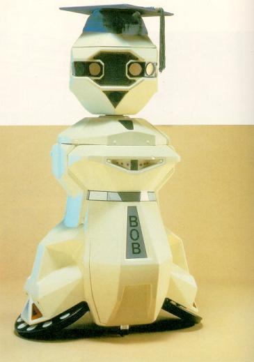 Androbot BOB