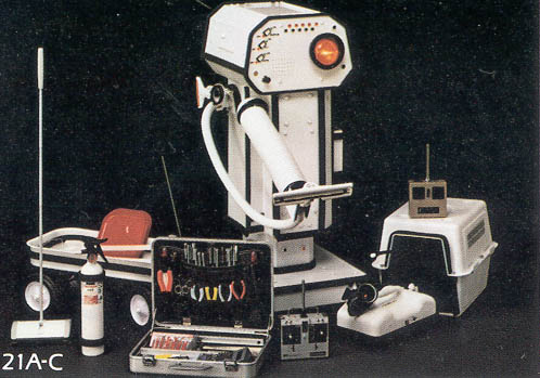 COMRO 1 Robot
