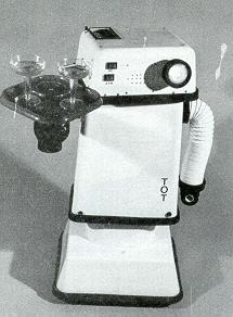 Comro Tot Robot
