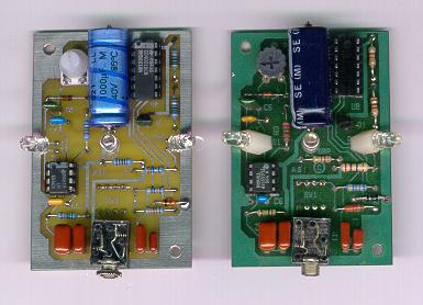 Gemini IR Beacon boards
