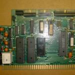 HUBOT Disk controller board
