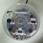 Hydra clone - Top of console
