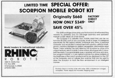 Scorpion Flyer