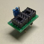 Bank switch adapter for EEPROM chips