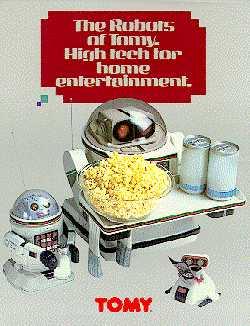 Tomy Robots
