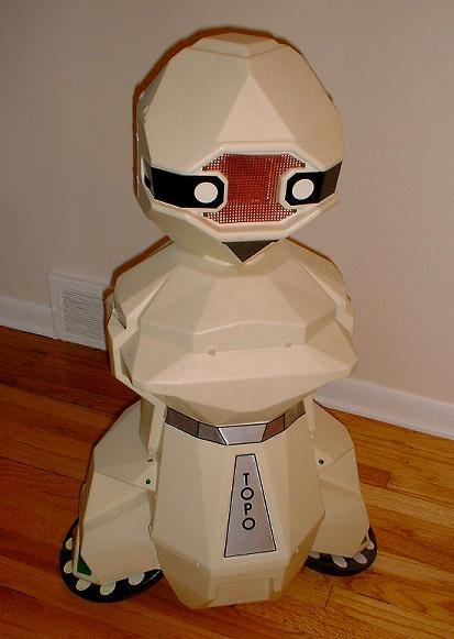 Androbot TOPO 1 robot